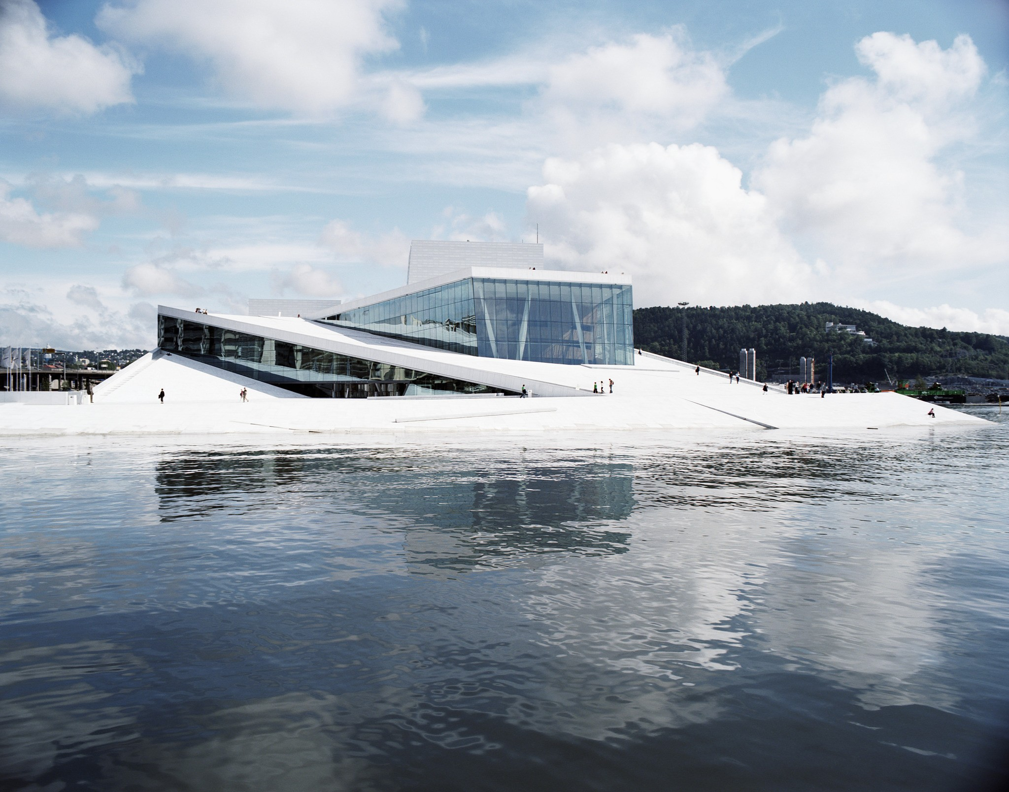 Norwegian national opera and ballet sn hetta for House music structure